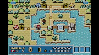Super Mario Advance 4: World-e (longplay Without Commentary)