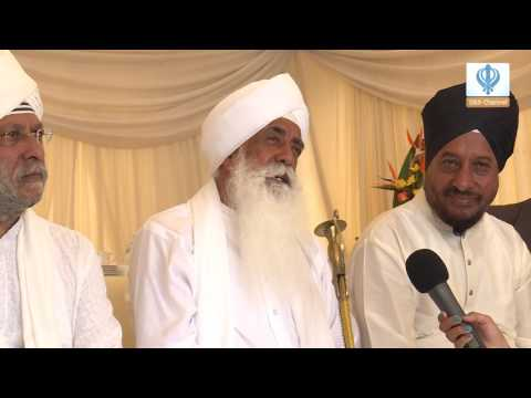 Special Interview with Bhai Sahib Mohinder Singh Ji