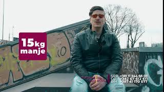 Kako je smršao Isak Šabanović - YouTube