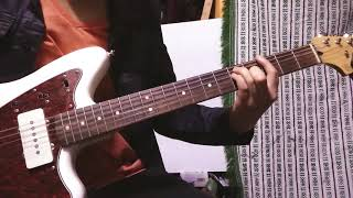 The Cure (Easy Cure) - Meathook. (Cover Guitar)