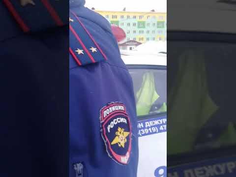 Беспредел Полиции в г. Норильске, р-н Талнах
