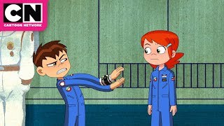 Ben 10 | Space Camp | Cartoon Network