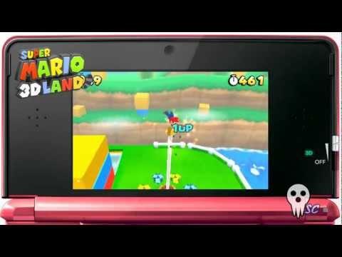 [Análisis 3DS] Super Mario 3D Land
