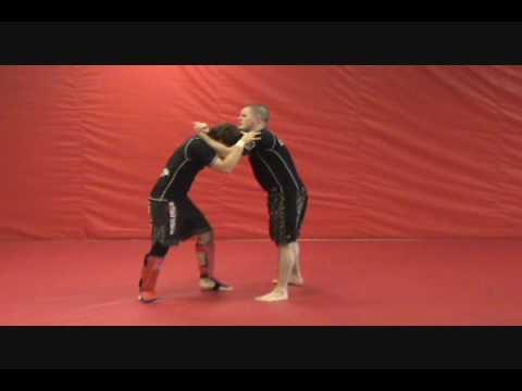 Doubling Up Leg Kicks