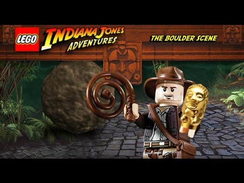 Trying Out LEGO Indiana Jones...... ( Online Game Day ) - YouTube