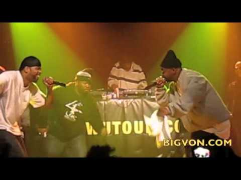 """"""" MIGHTY HEALTHY """" GHOSTFACE & WU TANG CLAN LIVE IN SAN FRANCISCO"""