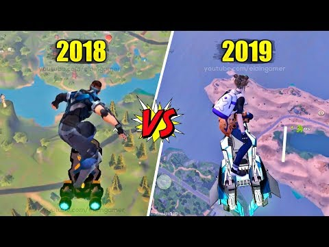 Cyber Hunter - Evolution of the game   2018 and 2019 HD