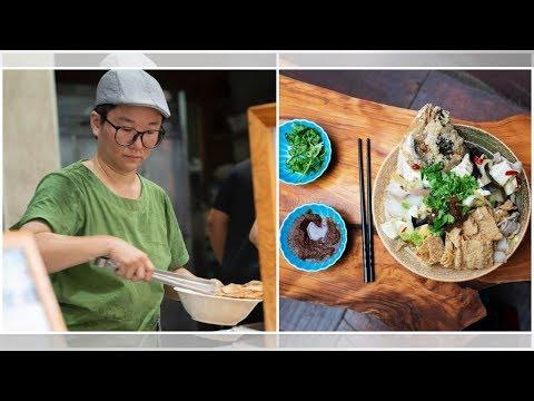 NETFLIX《世界小吃》讓你邊看邊流口水!嘉義「林聰明沙鍋魚頭」也風光入列啦