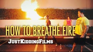 How To Breathe Fire Thumbnail