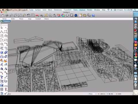 3ds max to rhino nurbs make 2d youtube for 2d blueprint maker