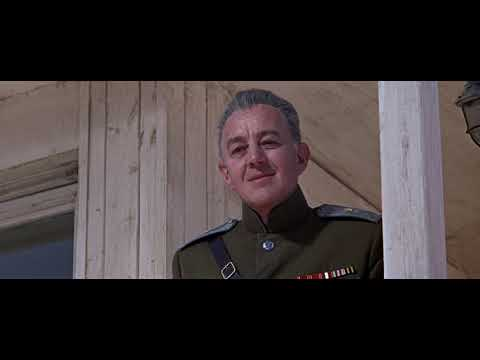 Doctor Zhivago Final Scene And End Credits
