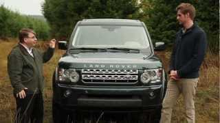 Nik and Nick: 2012 Land Rover LR4