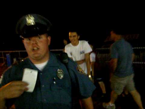 police abuse wildwood (New Jersey)