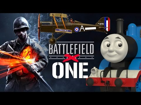 "C'MON RIDE THE TRAIN | Battlefield 1 (Beta) w/ Special Guest ""Pizza Guy"" (PS4)"