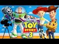 DISNEY PIXAR TOY STORY 3 FULL MOVIE GAME FOR KIDS IN ENGLISH CARTOON GAMES HD