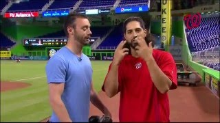Video Behind the Seams: Gio Gonzalez's fastballs download MP3, 3GP, MP4, WEBM, AVI, FLV November 2017