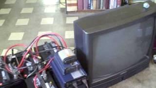 small residential solar power system thumbnail