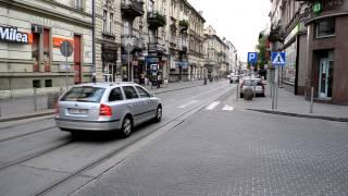 アキーラさん散策!親日国ポーランド・クラクフ旧市街1,Krakaw-City,Poland