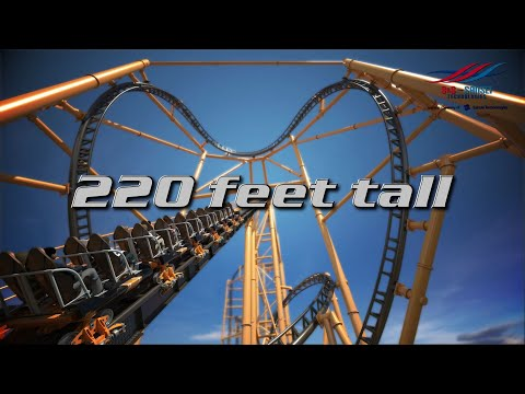 Take a virtual ride on Kennywood's Steel Curtain roller coaster