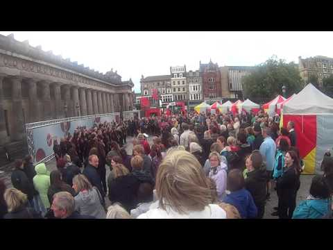 Sing in the City Edinburgh Festival 07/08/2016