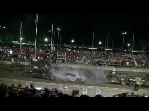 Fulton County Derby - Modified Heat - 2016