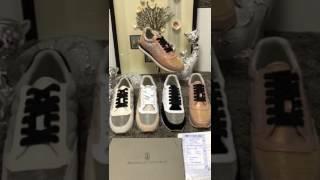 Кроссовки Brunello Cucinelli женские - Видео от Michel Capriotti