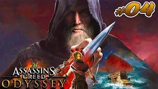 Assassin's Creed Odyssey: Dziedzictwo Pierwszego Ostrza DLC #04 - Historia Dariusa | Vertez