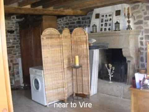 Property For Sale in the France: near to Vire Basse-Normandi