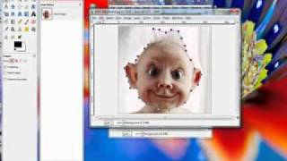 Gimp 2.6 face replace tutorial Thumbnail