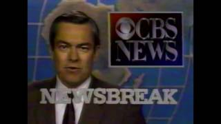 CBS commercials from October 28, 1986 (WHNT-19) by Vance's TV Archive