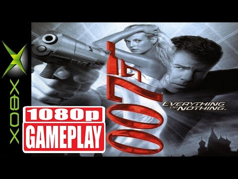 007 Everything or Nothing | 1080p | GAMEPLAY [XBOX] NoCommentary