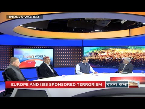 India's World – Europe and ISIS sponsored terrorism