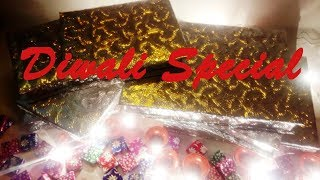 How to Make Chocolate Box  for Diwali