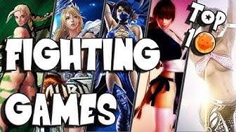 ▼ Top 10 Fighting Games ▼ Die besten Kampfspiele