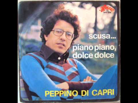 PEPPINO DI CAPRI      SCUSA     1973