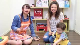 スライムぷよぷよボールでキッチンおままごと【Zyon Mana × ボンボンTV】