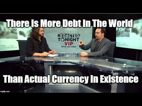 Conversation With Peter Joseph: Money Is Debt, Impeachment [65]