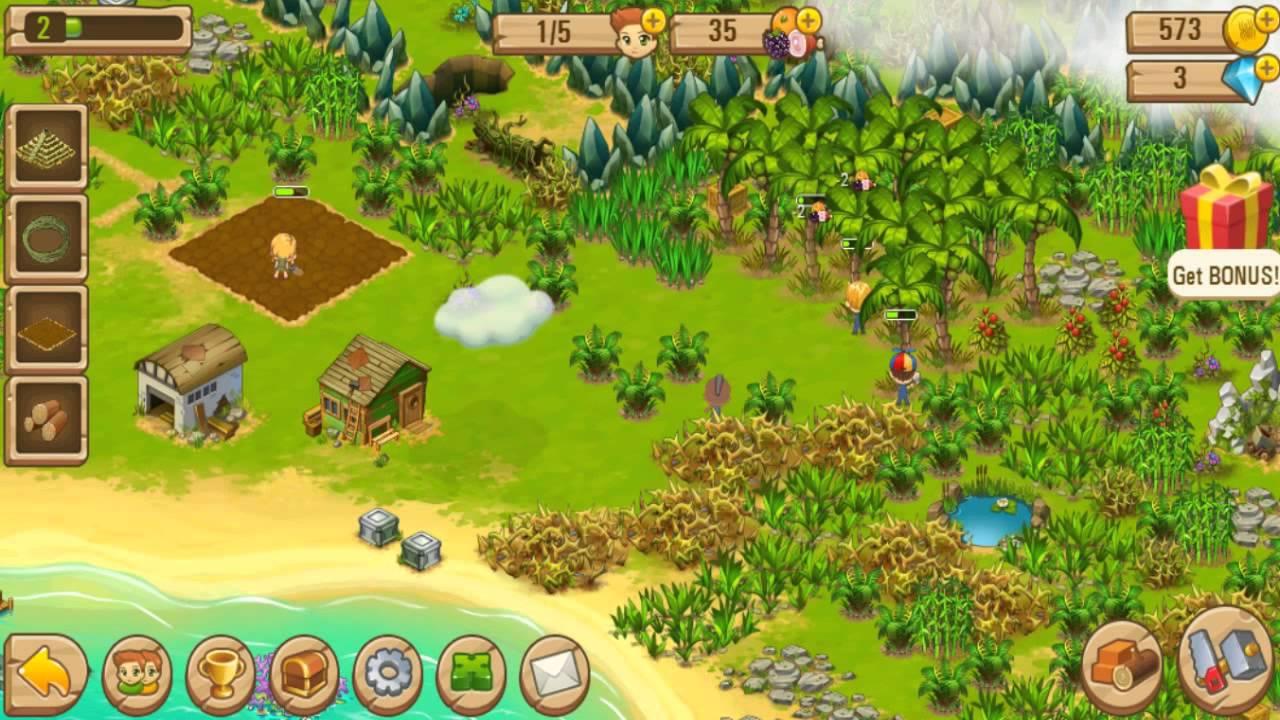 Island Experiment Gameplay Walkthrough - Tutorial for ...