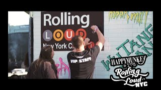 The Happy Munkey Crew Hits Rolling Loud NYC 2019! Performances by Da Baby Juice Wrld & Fivio Foreign