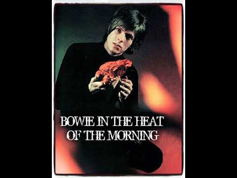 BOWIE ~ IN THE HEAT OF THE MORNING ~ STEREO MIX'67