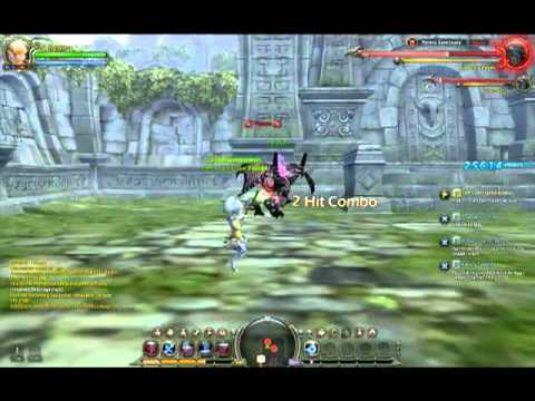 Forest Sanctuary Abyss solo