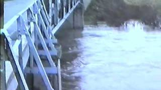 Parsons WV 1985 Flood - Home Video Footage 2 of 6