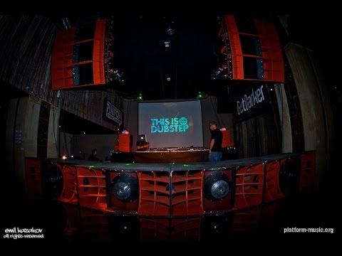 Youngsta, Distance, Darkside - GetDarker in Sofia, 11.05.2012