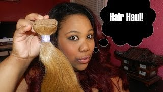 Hair Haul| Wig Talk| Recent Purchases | Rockey Trading and HairSisters