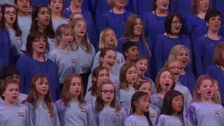 He's Got the Whole World in His Hands - ACDA Honor Choirs & The Mormon Tabernacle Choir