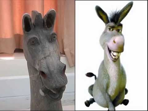 Ancient horse bears uncanny resemblance to Donkey in Shrek