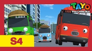 Tayo S4 EP16 l The Best Detective l Tayo the Little Bus l Season 4 Episode 16