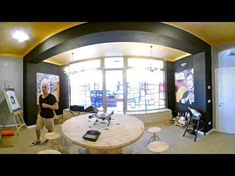 CAM 360° VENETIA COMMUNICATION - TEST