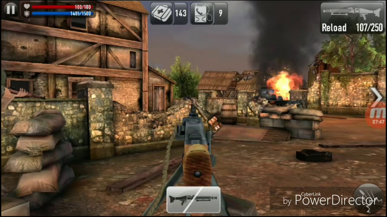 How to download frontline commando D-Day mod apk+data for all Android  devices