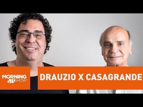 Drauzio X Casagrande: Ouça Os Destaques Da Entrevista